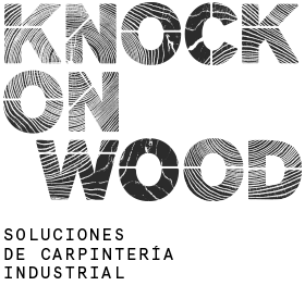 Knock on Wood Logo